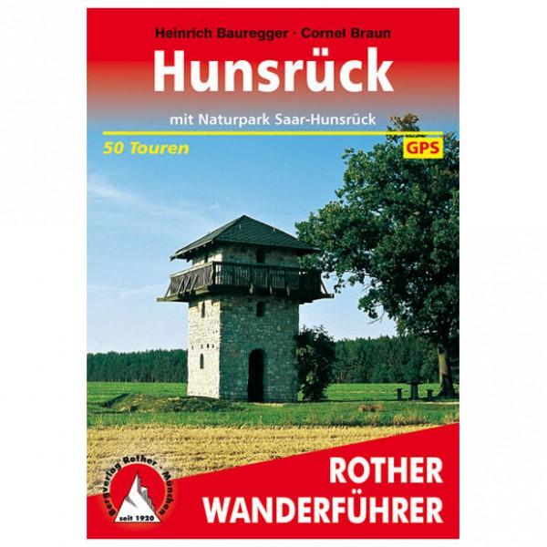 Bergverlag Rother - Hunsrück - Walking guide books