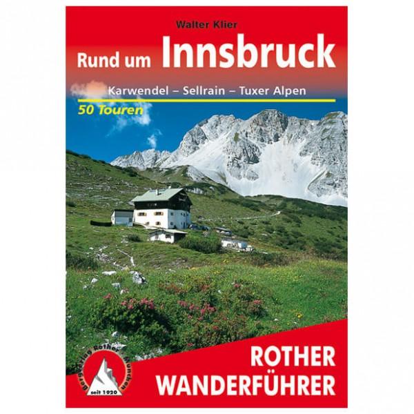 Bergverlag Rother - Innsbruck - Vaellusoppaat