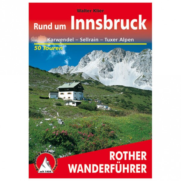 Bergverlag Rother - Innsbruck - Wandelgidsen