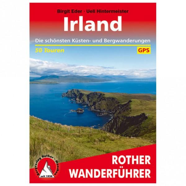 Bergverlag Rother - Irland - Vaellusoppaat