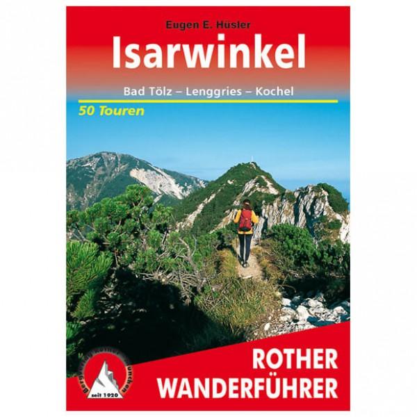Bergverlag Rother - Isarwinkel - Vandreguides