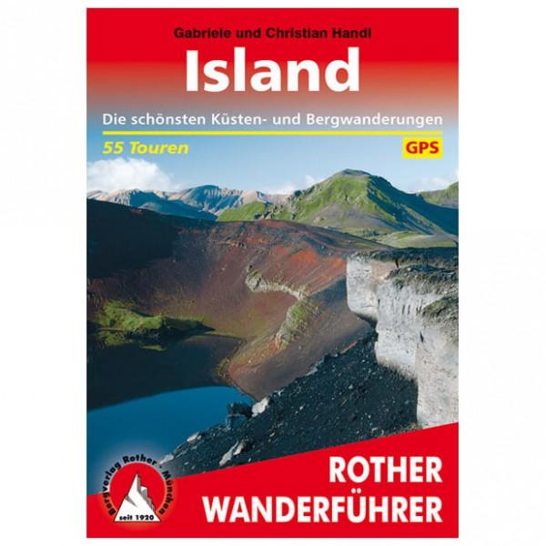 Bergverlag Rother - Island - Vandreguides
