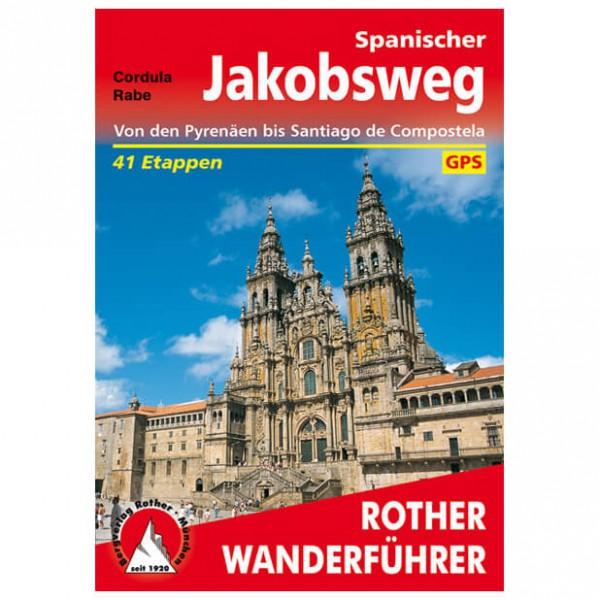 Bergverlag Rother - Jakobsweg - Wandelgidsen