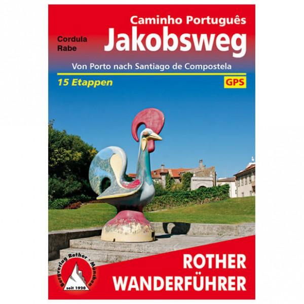 Bergverlag Rother - Jakobsweg - Caminho Portugues