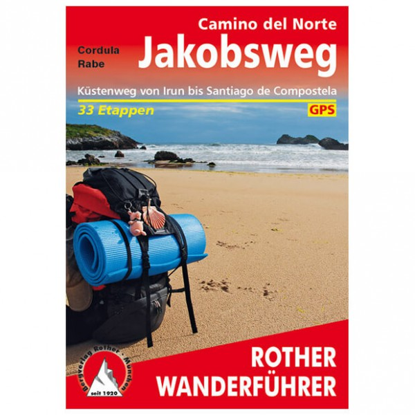 Bergverlag Rother - Jakobsweg - Camino Del Norte