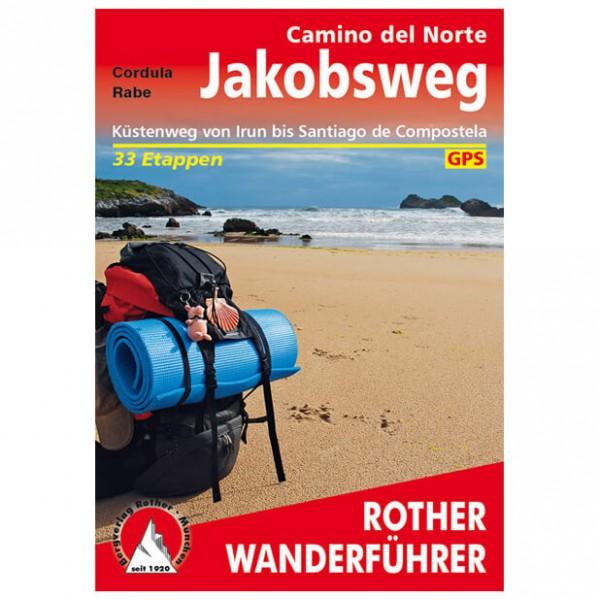 Bergverlag Rother - Jakobsweg - Walking guide book