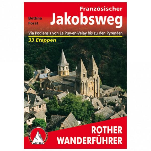 Bergverlag Rother - Jakobsweg - Via Podiensis