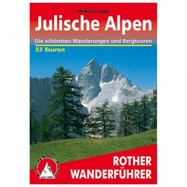 Bergverlag Rother - Julische Alpen - Guides de randonnée