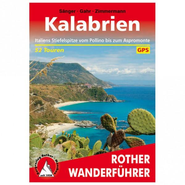 Bergverlag Rother - Kalabrien - Guides de randonnée