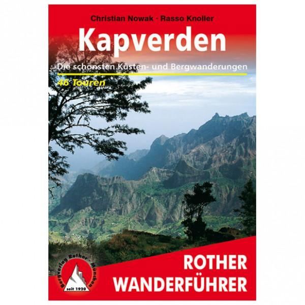Bergverlag Rother - Kapverden - Walking guide books
