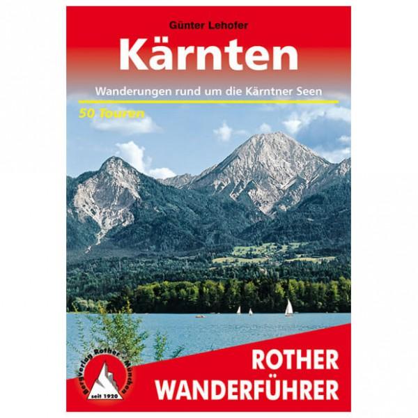 Bergverlag Rother - Kärnten - Guides de randonnée