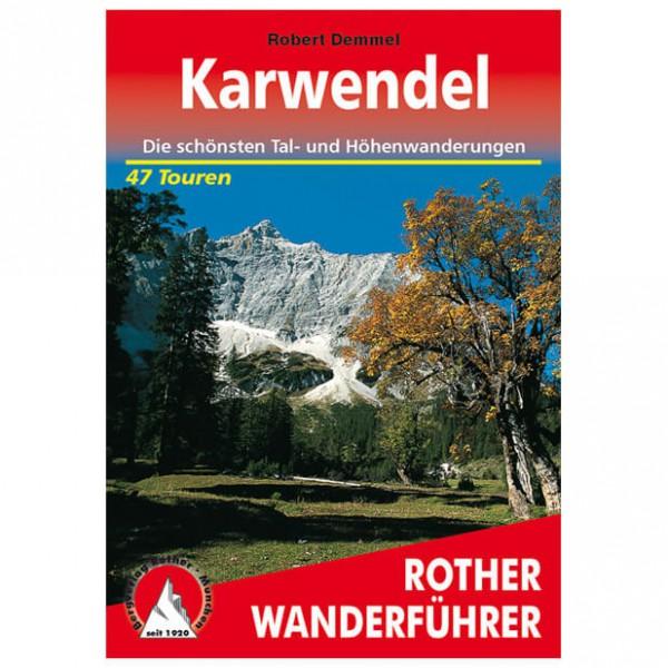 Bergverlag Rother - Karwendel - Wandelgidsen
