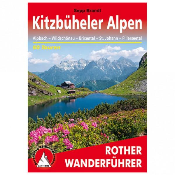 Bergverlag Rother - Kitzbüheler Alpen - Walking guide books