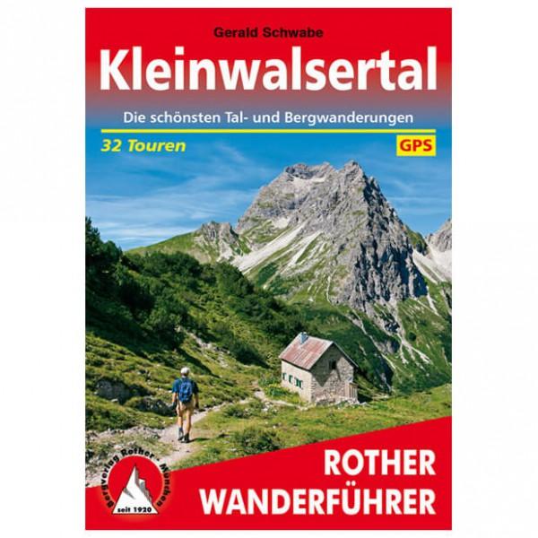 Bergverlag Rother - Kleinwalsertal - Vandringsguider