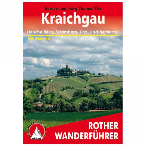 Bergverlag Rother - Kraichgau - Guides de randonnée