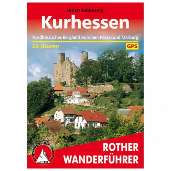 Bergverlag Rother - Kurhessen - Wanderführer
