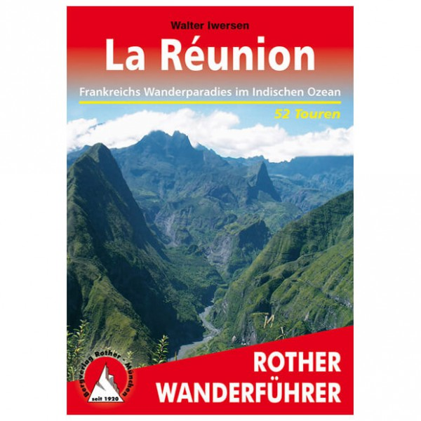 Bergverlag Rother - La Reunion - Wanderführer