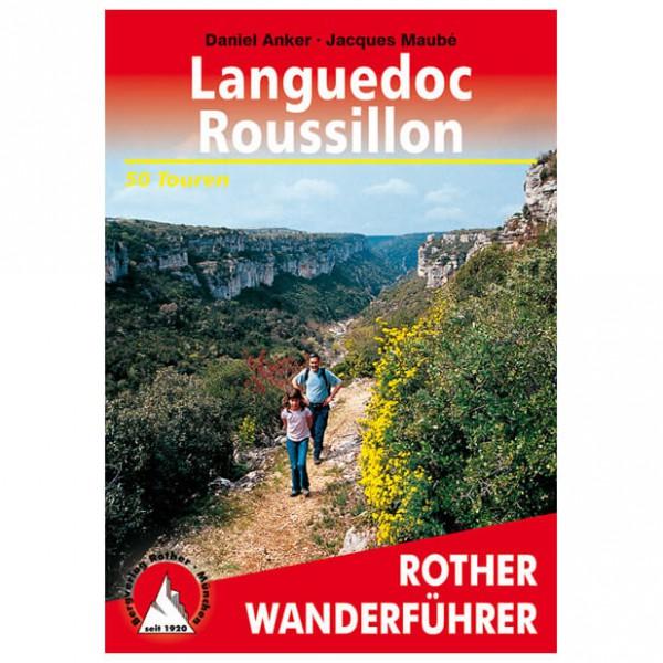 Bergverlag Rother - Languedoc-Roussillon - Vaellusoppaat
