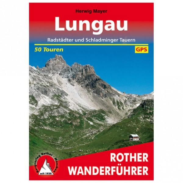 Bergverlag Rother - Lungau - Walking guide book