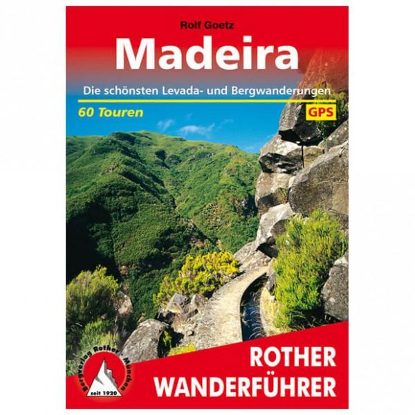 Bergverlag Rother - Madeira - Walking guide books