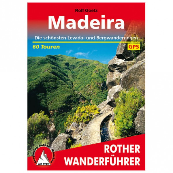 Bergverlag Rother - Madeira