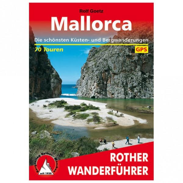 Bergverlag Rother - Mallorca - Guides de randonnée
