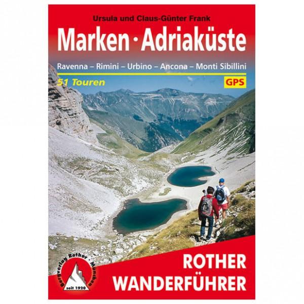 Bergverlag Rother - Marken - Adriaküste - Wanderführer