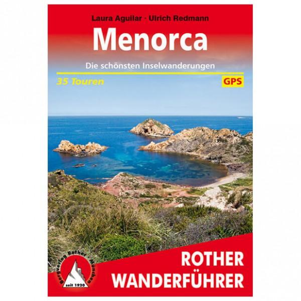 Bergverlag Rother - Menorca - Guides de randonnée