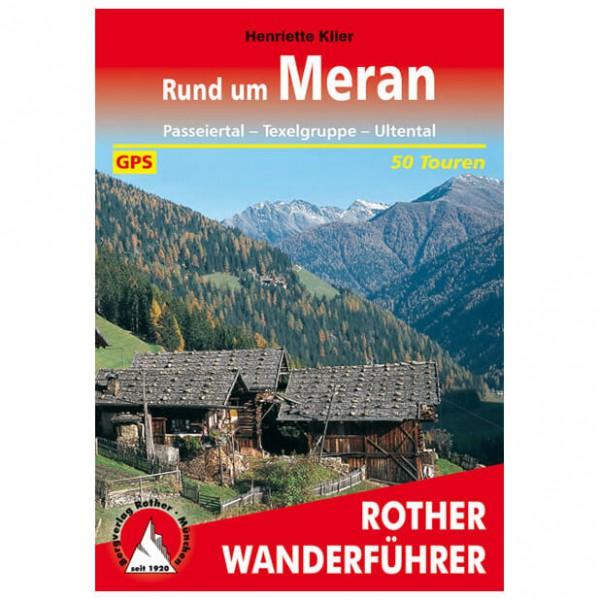 Bergverlag Rother - Meran - Walking guide books