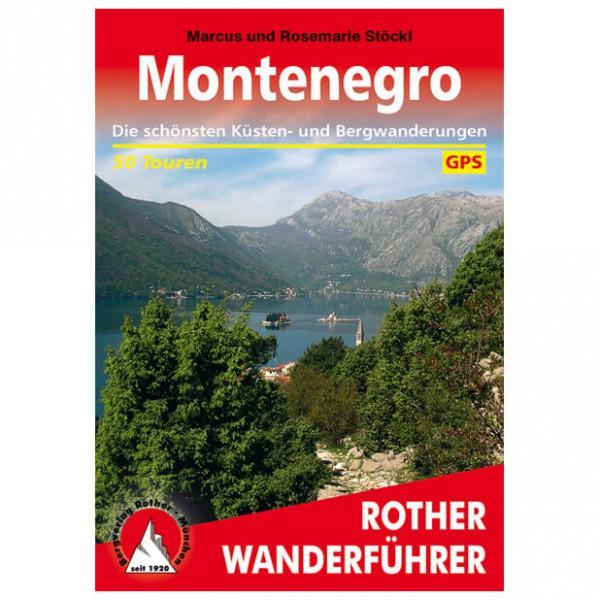 Bergverlag Rother - Montenegro - Wandelgidsen