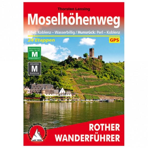 Bergverlag Rother - Moselhöhenweg - Guides de randonnée