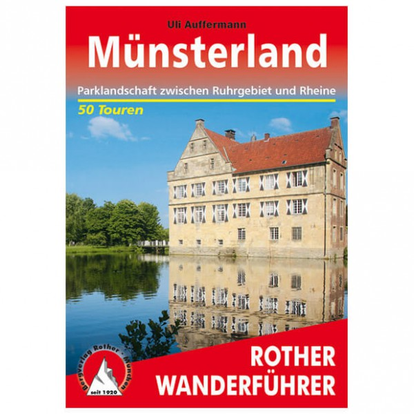 Bergverlag Rother - Münsterland - Walking guide books