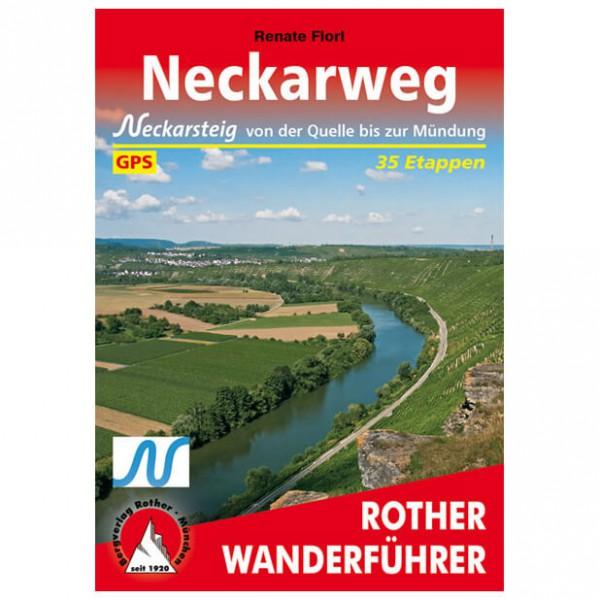 Bergverlag Rother - Neckarweg - Vaellusoppaat