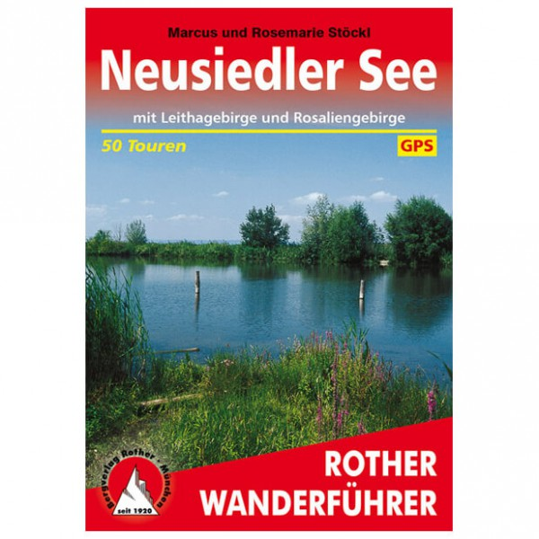 Bergverlag Rother - Neusiedler See - Wandelgidsen