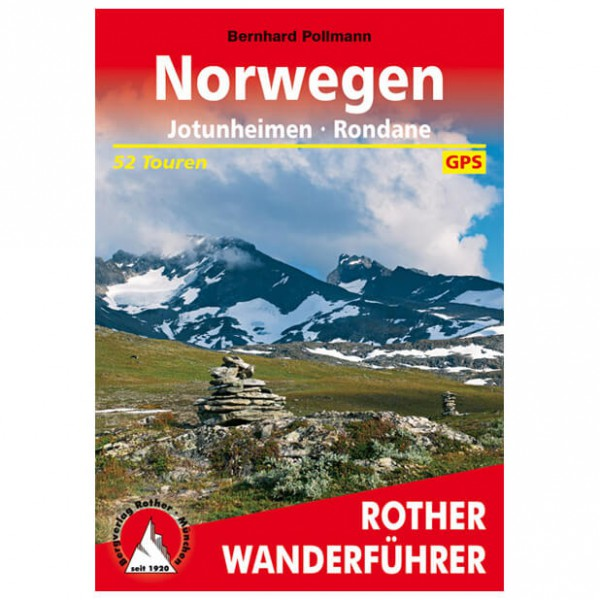 Bergverlag Rother - Norwegen - Jotunheimen