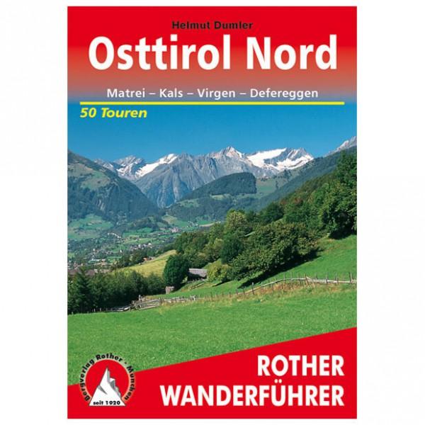 Bergverlag Rother - Osttirol Nord - Vaellusoppaat