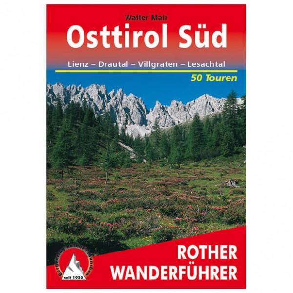 Bergverlag Rother - Osttirol Süd - Guides de randonnée