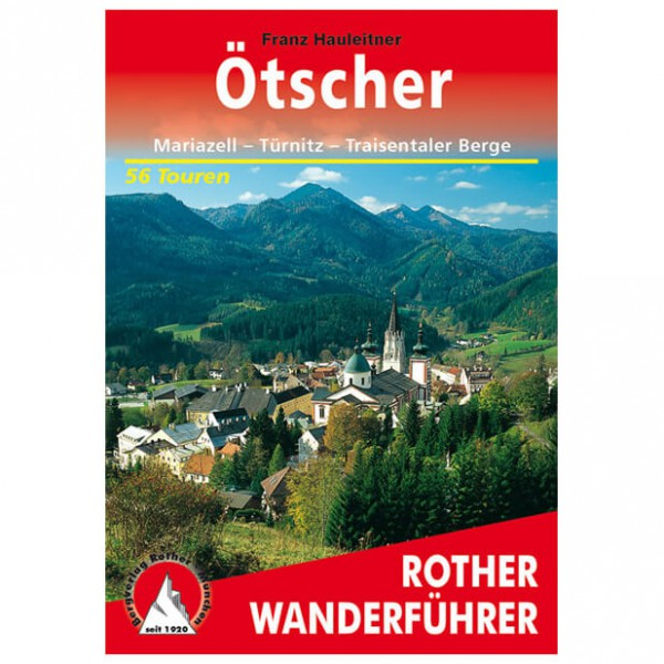 Bergverlag Rother - Ötscher - Guides de randonnée
