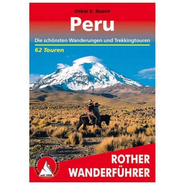 Bergverlag Rother - Peru - Walking guide books