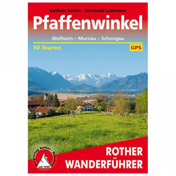 Bergverlag Rother - Pfaffenwinkel - Vaellusoppaat
