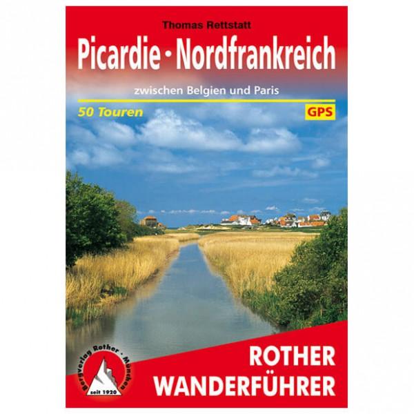 Bergverlag Rother - Picardie - Wandelgidsen