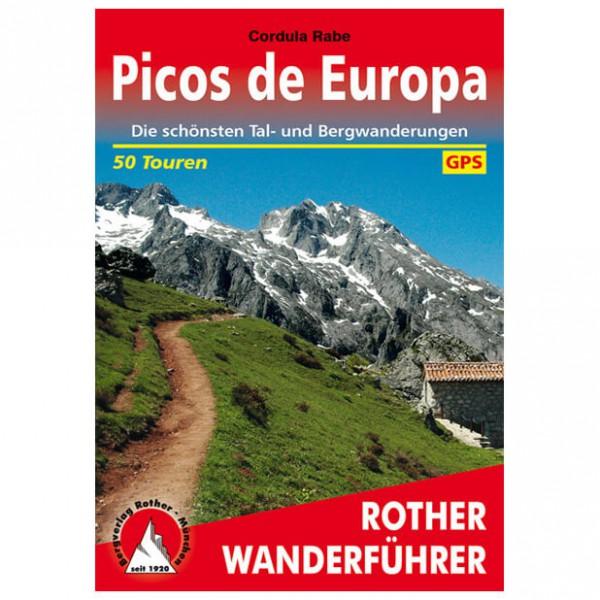 Bergverlag Rother - Picos De Europa - Vaellusoppaat