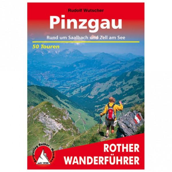 Bergverlag Rother - Pinzgau - Walking guide books