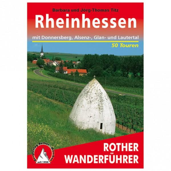 Bergverlag Rother - Rheinhessen - Vaellusoppaat