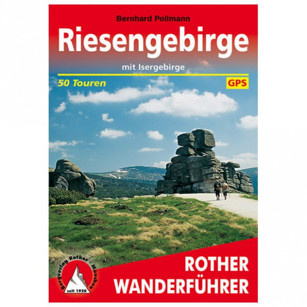 Bergverlag Rother - Riesengebirge - Vandringsguider