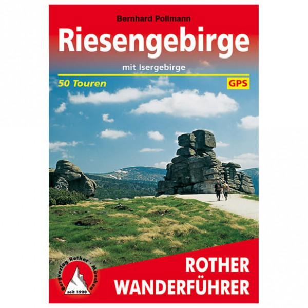 Bergverlag Rother - Riesengebirge - Walking guide book