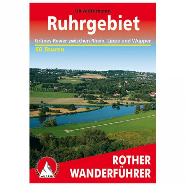 Bergverlag Rother - Ruhrgebiet - Walking guide book