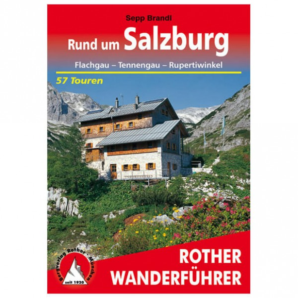Bergverlag Rother - Salzburg - Guides de randonnée