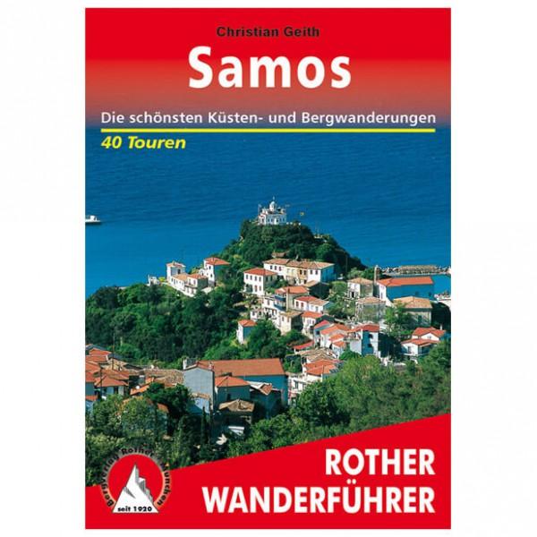 Bergverlag Rother - Samos - Wanderführer
