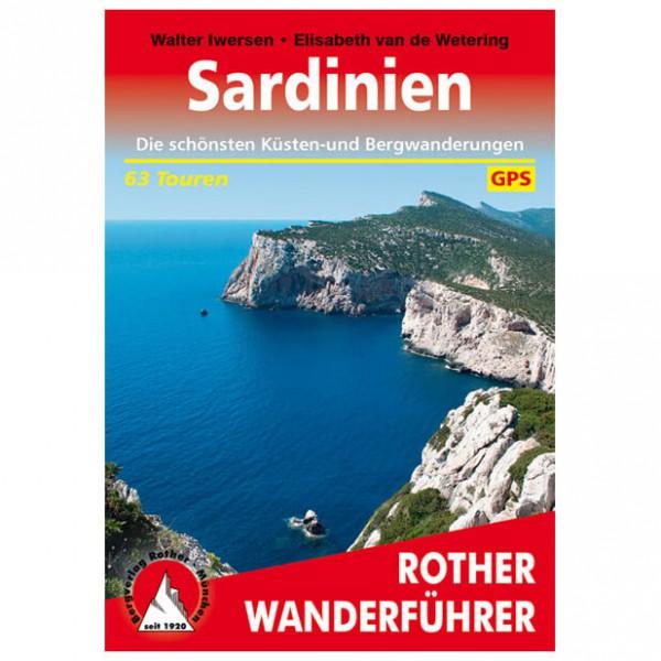 Bergverlag Rother - Sardinien - Wandelgidsen